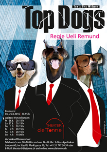 TopDogs reservat